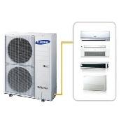 Инверторные системы DVM Eco Samsung.