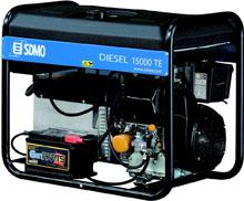Компания SDMO запустила в производство новые модели генераторных установок