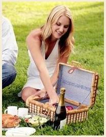 Наборы и корзины для пикника