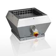 Aereco представила новый крышный вентилятор VTZ.