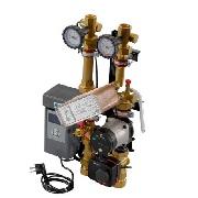 Компания Uponor представила систему пассивного охлаждения EPG6.
