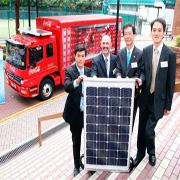Представлен первый солнечный автомобильный кондиционер