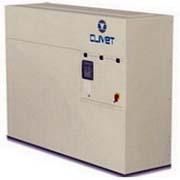 Новые чиллеры Clivet с центробежными вентиляторами