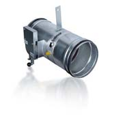 Современные противопожарные клапаны для вентиляционных систем от Systemair