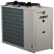 Модернизированные чиллеры Aermec ANLI 100.