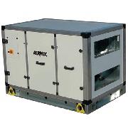 Вентиляционные установки Aermec ERSR с системой рекуперации тепла.