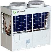 Модульные чиллеры Lessar с низкотемпературной комплектной системой.