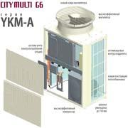 Компания Mitsubishi Electric сообщила о выпуске VRF-систем нового поколения
