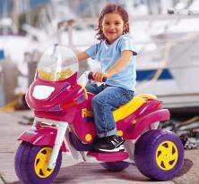 Все дети мечтают об электромобилях!