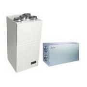 Бытовые вентиляционные системы Dantherm сертифицированы для использования в эко-домах
