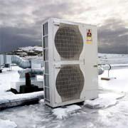 Mitsubishi Electric заявила о создании принципиально новой системы Hybrid VRF