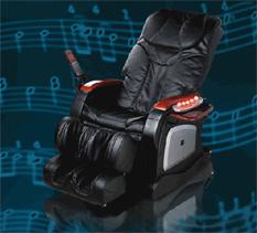 современное массажное кресло